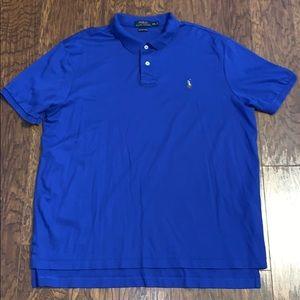 Men's Polo Ralph Lauren Golf Shirt Sz XXL